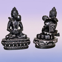 Будда и Шакти Яб-Юм F5059 Смола h-12,5см nepal--888--200-200